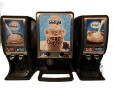 (1) CreaMiser Model 225 Iced Coffee (2) Cream Dispenser 215 Commercial Freight