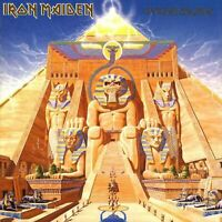 Iron Maiden - Powerslave (2014)  Vinyl LP  NEW/SEALED  SPEEDTYPOST