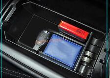 Black Central Armrest Interior Storage Box for Mercedes-Benz GLC 2015-2017 X205