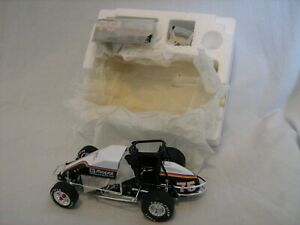GMP Joey Saldana 1997 #75 Mopar Winged Sprint Car 1/25 Scale 1/4404 w/COA
