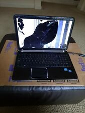 Hp Pavilion DV6-6000 Laptop BOOTS to broken LCD, for Parts or repairs