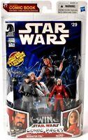 Hasbro Star Wars Comic Packs Baron SOONTIR FEL Ysanne ISARD #17 Figure NIB d810