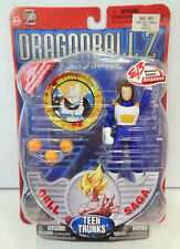 Dragonball Z: Teen Trunks Action Figure (2001) Irwin New Cell Saga Exclusive
