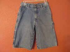 UnionBay Boys Blue Jean Denim Shorts Sz 16