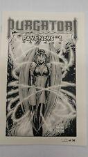 NEW Purgatori: Ravenous #1 Ashcan Premium Edition (limited to 50) Chaos Comics