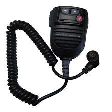 Standard Horizon Replacement Vhf Radio Mic Microphone for Gx5500S Gx5500Sm Black