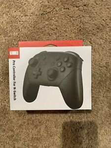 For Nintendo Switch Pro Controller Black GET IT FAST ~ US SHIPPER