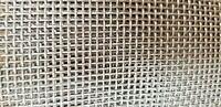 Rete metallica zincata intrecciata filo 0,8mm quadro 1,5 x 1,5 varie pezzature