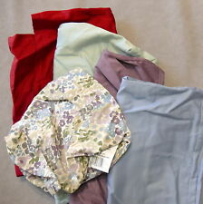 Linens Bags Target For Whatever Storage Bags Organize 100% Cotton Lot of 5