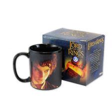 Frodo Thermal Coffee Mug Lord of the Rings 11 oz Movie Licensed LOTR Tea