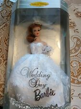 BARBIE DOLL REPRODUCTION REPRO WEDDING DAY 1959 1996 RED HAIR VINTAGE