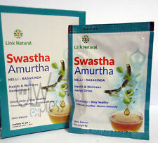Herbal Drink | Link Swastha Amurtha | 100% Natural  | 5 Packets +1 FREE