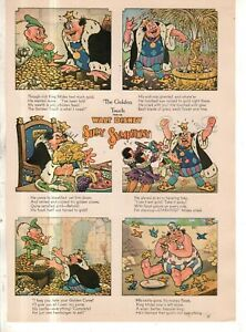 1934 Disney - Silly Symphony The Golden Touch from Good Housekeeping