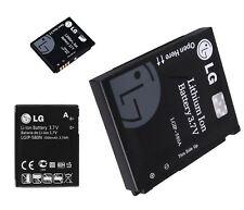 Original LG Battery LGIP-580A for KU990i Viewty Li - Ion 3,7V 1000mAh New