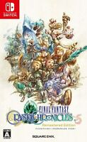 FINAL FANTASY CRYSTAL CHRONICLES Nintendo Switch Remaster Edition SQUARE ENIX