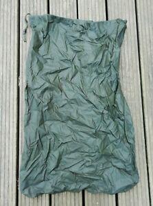 British Army Waterproof Green Rucksack / Bergen / Bergan MAIN COMPARTMENT LINER