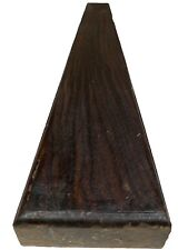 """Beautiful Indian Rosewood Guitar Neck Blanks 20-1/2"""" x 3"""" x 1"""" Luthierwoods #106"""