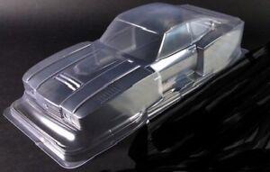 zakspeed Ford capri body 1/10 to suit hpi kyosho Tamiya tt02 tt01