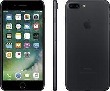 """Apple Iphone 7 Plus 32GB Nero OPACO 5.5 """" Retina Display At&t Bloccato"""