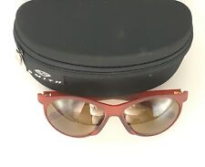 Smith Optics Ambush Sunglasses Ruby Red Glass lenses