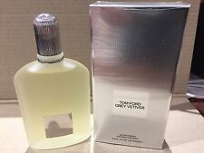 TOM FORD GREY VETIVER EDP 100 ML / 3.4 OZ SPRAY MEN NIB SEAL BOX ORIGINAL NEW