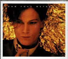 (2-CD + DVD-Box-Set) JOHN FOXX