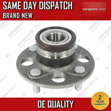 HONDA JAZZ MK2 2002-2008 REAR HUB WHEEL BEARING WITH ABS 42200-SAA-G51