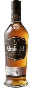 Glenfiddich 18 Year Old 700mL Bottle