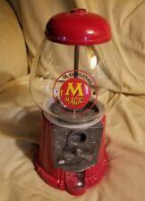 "Gumball Machine 11"" The  original Magic Gourmet. Glass ball. Great condition."