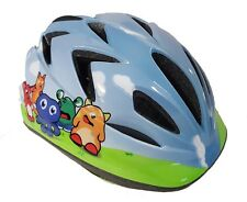 RSP Rogue Kids Bicycle Helmet 52-57cm Monster - Old Stock, Wrong Box