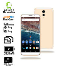 "4G LTE GSM unlocked Android SmartPhone 5.6"" QuadCore CPU + Bluetooth Included]"