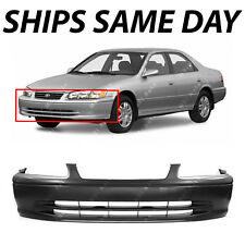 NEW Primered - Front Bumper Cover Fascia for 2000 2001 Toyota Camry Sedan 00 01