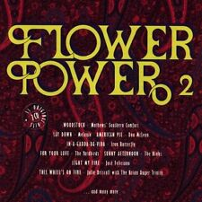 Flower Power 2 (CBS, 1990) Mathews' Southern Comfort, Don McLean, Iron .. [2 CD]