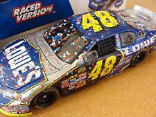 2006 Jimmie Johnson EMPLOYEE Exclusive DAYTONA 500 Race Win Champ Lowes car VHTF