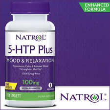 Natrol 5-HTP Plus 100 mg., 150 Tablets