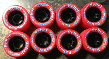 8 Sure-Grip Rebel Speed/Jam Wheels 62 Mm 95 A Pink No Bearings