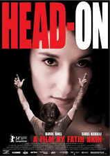 HEAD-ON Movie POSTER 27x40 UK Birol unel Sibel Kekilli Catrin Striebeck Meltem