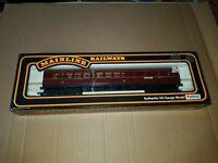 OO Gauge Mainline 37-110 LMS 57 3rd Class Brake/Corridor Coach Crimson 5327