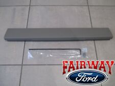 08 thru 10 Ford F250 F350 OEM Ford Flexible Step Tailgate Molding King Ranch TAN