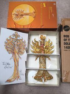Bob Mackie Goddess of the Sun 1995 Barbie Doll Original  MINT +shipper
