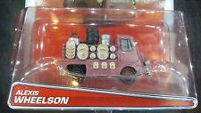 CARS 2 - ALEXIS WHEELSON - Mattel Disney Pixar Deluxe