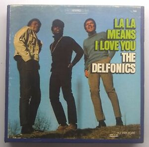 The Delfonics - La La Means I Love You - 4 track 3 3/4 STEREO - PGX 1550