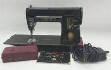 SINGER Sewing Machine Model 301 w/ Buttonholer