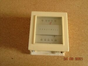 Honeywell vintage thermostat model no T603A 1005