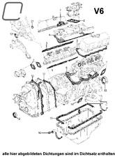 gasket kit engine complete V6 2,3l FORD OSI
