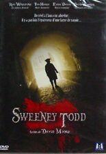 DVD SWEENEY TODD - Ray WINSTONE / Tom HARDY - David MOORE - NEUF