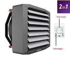 Lufterhitzer 20 KW Hallenheizung Luftheizung Heizregister Heizgebläse SET UVP