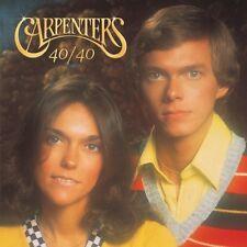 40/40 - 2 DISC SET - Carpenters (2009, CD NEUF)