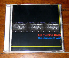 CD: Dukes of Wail - No Turning Back / Catch This Records Saturday Night Fish Fry