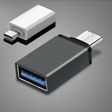 Тип адаптера C для USB-A 3.0 женский конвертер рабочий Usb C 3.1 для Mac Nexus 5X 6P